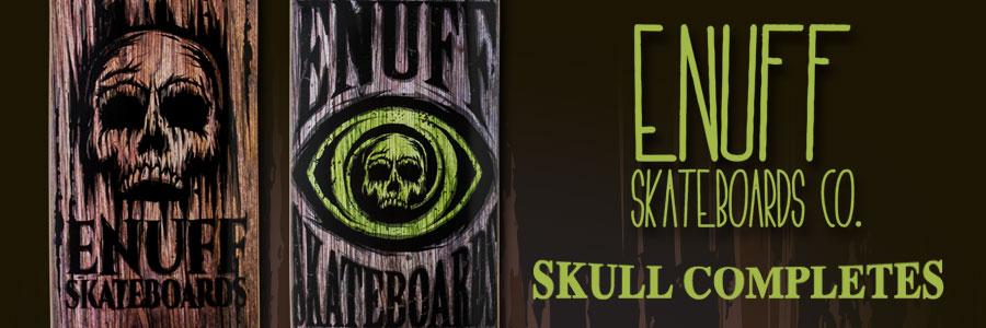Skateboards Enuff Skulls